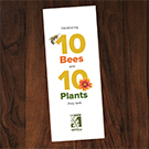 Image of 10 Bees and 10 Plants They Love Brochure
